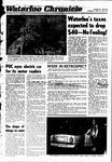 Waterloo Chronicle (Waterloo, On1868), 30 Apr 1970