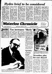 Waterloo Chronicle (Waterloo, On1868), 27 Mar 1974