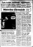 Waterloo Chronicle (Waterloo, On1868), 11 Sep 1974