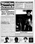 Waterloo Chronicle (Waterloo, On1868), 26 Nov 1980