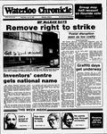 Waterloo Chronicle (Waterloo, On1868), 22 Jul 1981