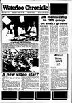 Waterloo Chronicle (Waterloo, On1868), 10 Oct 1984