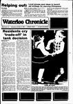 Waterloo Chronicle (Waterloo, On1868), 14 Nov 1984