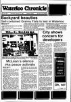 Waterloo Chronicle (Waterloo, On1868), 27 Feb 1985