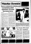 Waterloo Chronicle (Waterloo, On1868), 11 Jun 1986