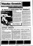 Waterloo Chronicle (Waterloo, On1868), 23 Jul 1986
