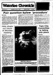 Waterloo Chronicle (Waterloo, On1868), 14 Jan 1987
