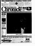 Waterloo Chronicle (Waterloo, On1868), 1 Nov 1995