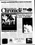 Waterloo Chronicle (Waterloo, On1868), 14 Oct 1998