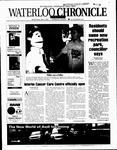 Waterloo Chronicle (Waterloo, On1868), 2 May 2001