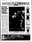 Waterloo Chronicle (Waterloo, On1868), 29 Aug 2001