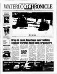 Waterloo Chronicle (Waterloo, On1868), 2 Jan 2002