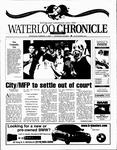 Waterloo Chronicle (Waterloo, On1868), 13 Feb 2002