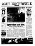 Waterloo Chronicle (Waterloo, On1868), 20 Feb 2002