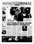 Waterloo Chronicle (Waterloo, On1868), 3 Apr 2002