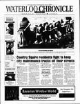 Waterloo Chronicle (Waterloo, On1868), 24 Jul 2002