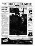 Waterloo Chronicle (Waterloo, On1868), 7 Aug 2002