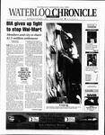 Waterloo Chronicle (Waterloo, On1868), 11 Sep 2002