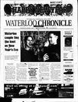 Waterloo Chronicle (Waterloo, On1868), 1 Jan 2003
