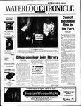 Waterloo Chronicle (Waterloo, On1868), 26 Mar 2003