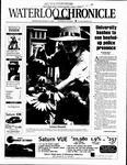 Waterloo Chronicle (Waterloo, On1868), 13 Aug 2003