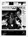 Waterloo Chronicle (Waterloo, On1868), 31 Dec 2003