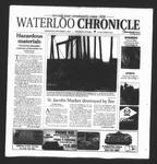 Waterloo Chronicle4 Sep 2013