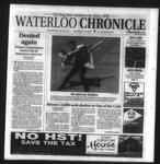 Waterloo Chronicle (Waterloo, On1868), 28 May 2014
