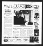 Waterloo Chronicle (Waterloo, On1868), 6 May 2015