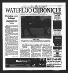 Waterloo Chronicle (Waterloo, On1868), 5 May 2016