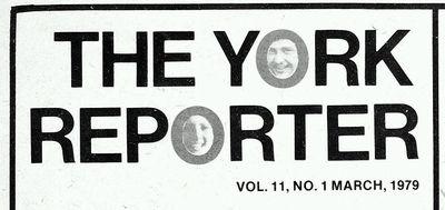 York Reporter