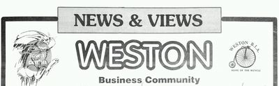 Weston News & Views