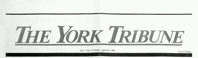 York Tribune