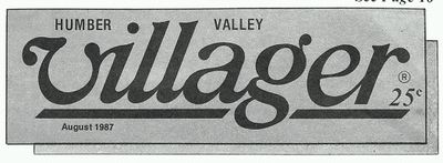 Humber Valley Villager
