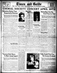 Times & Guide (1909), 24 Apr 1936