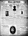 Times & Guide (1909), 1 May 1936