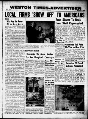 Times & Guide (1909), 14 Nov 1963