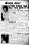 Weston Times (1966), 6 May 1965
