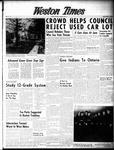 Weston Times (1966), 13 May 1965