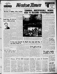 Weston Times (1966), 1 Aug 1968