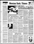 Weston-York Times (1971), 14 Jan 1971