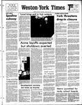 Weston-York Times (1971), 28 Jan 1971