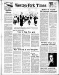 Weston-York Times (1971), 13 May 1971