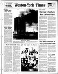 Weston-York Times (1971), 26 Aug 1971