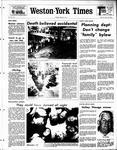 Weston-York Times (1971), 2 Sep 1971