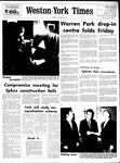 Weston-York Times (1971), 28 Oct 1971