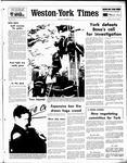 Weston-York Times (1971), 11 Nov 1971