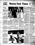Weston-York Times (1971), 25 May 1972