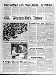 Weston-York Times (1971), 15 Mar 1973