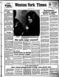 Weston-York Times (1971), 29 Mar 1973